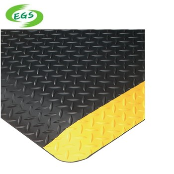 Rubber Floor Mat >> Anti Fatigue Pvc Rubber Floor Mats With Low Price In Industrial Buy