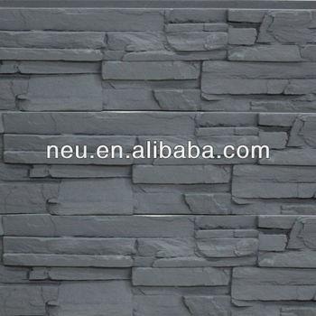 paneles de piedra finta para interior piedra de la pared interior decoracion imitacin piedra