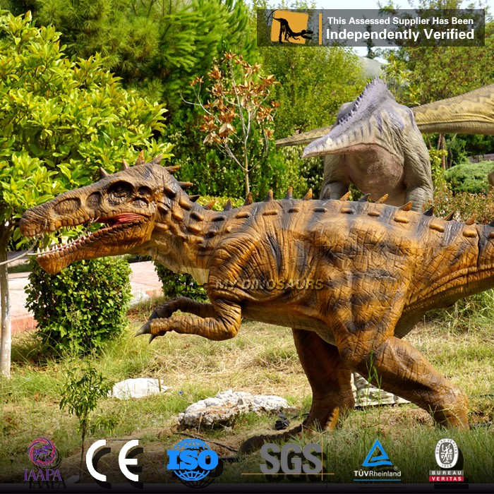 MY Dino-JL474 TRex model Dinosaur sculpture supplier
