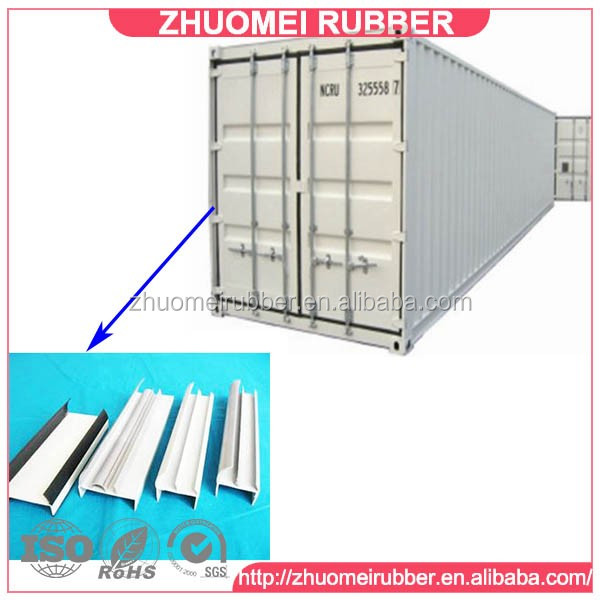 Shipping Container Pvc Door Gasket Profile