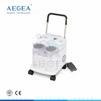 Flow vacuum pump control large capacity surgical medical suction machine price