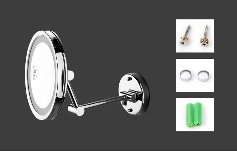 Vergrootspiegel Met Licht : Inch verlichting vergroot spiegel buy vergroot spiegel