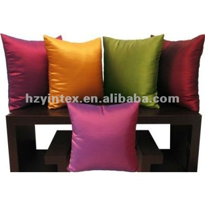 Value plain cotton cushion