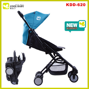 new design small and light weight portable baby stroller easy