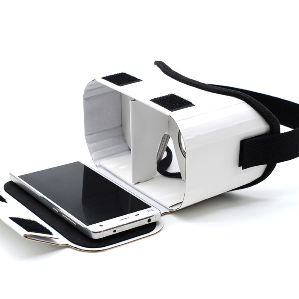 Virtual reality 3d video glasses for 4 6 inch smartphones