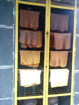 Readymade Rubber Smoke Chamber Buy Rubber Smoke House