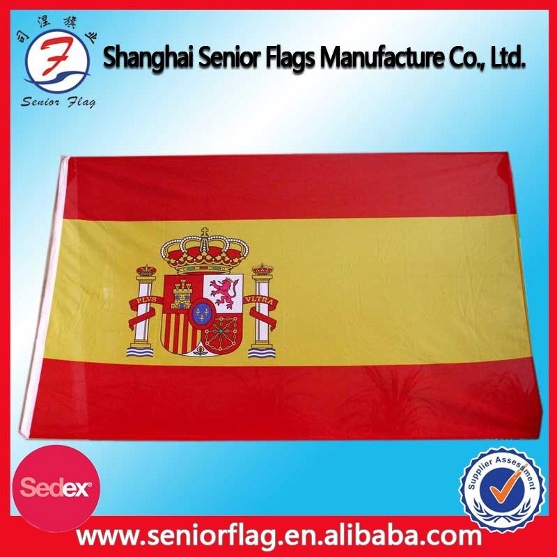 Custom National Flag Hand Waving Country Flags