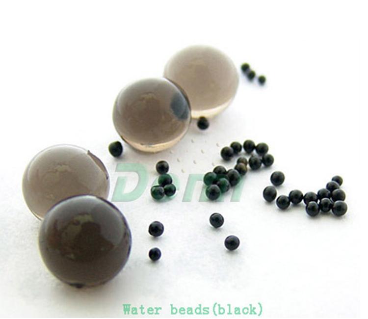 Multiple Packaging Absorbency 15 Colors Round Crystal Soil Cooling Gel Water Beads