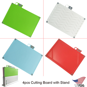 PP chopping block eco-friendly cutting board stand