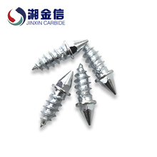New Style Screw Spike JX6*6-H27 Snow Ice Racing Tyre Studs with Studded Tool