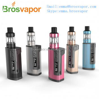 a smooth and comfortable vaping experience Sigelei Fuchai 213 Mini mod from brosvapor