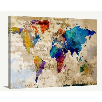 Antique World Map On Canvas Best Of Wall Art Design Ideas Modern Intended on map of greek world, map of prehistoric world, map of roman world, map of buddhist world, map of black world, map of clean world, map of political world, map of developed world, map of digital world, map of colonial world, map of western world, map of old world, map of beautiful world, map of once upon a time, map of islamic world, map of medieval world, map of the classical world, map of ancient world, map of rural area, india modern world,