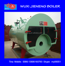WNS series oil/gas fired boilers