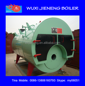 Wns Series Oil/gas Fired Boilers - Buy Oil Fired Boilers,Steam ...