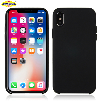 new style 7fdaf 91728 Silky Rubber Cover For Iphone 10 Original Case For Iphone X Liquid Silicone  Case - Buy For Iphone 10 Original Case,Original Case For Iphone X,For ...