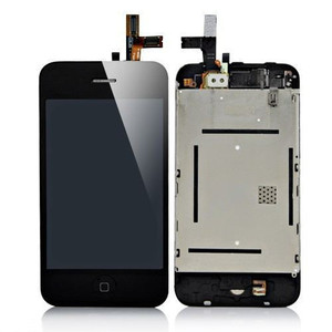 LCD Display Touch Screen For Apple iPhone 3GS Digitizer Assembly Replacement New