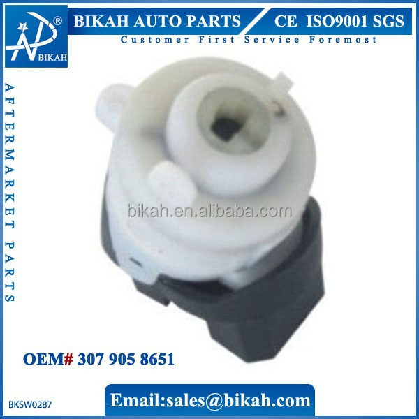 OEM# 307 905 8651 FOR VW Ignition Switch