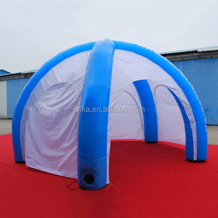Factory price tent type inflatable outdoor air dome tents (pool covers,PVC tarpaulin)