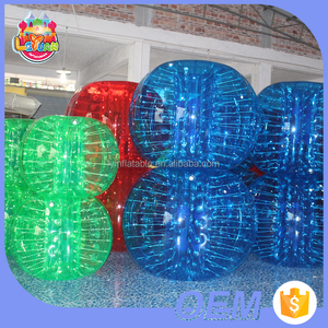New Top Selling Commercial Human Bump Soccer Inflatable Bumper Bubble Ball