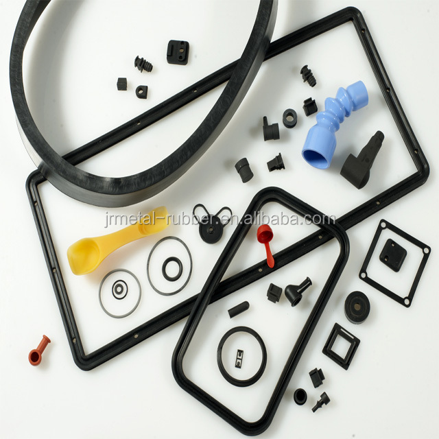 Low Temperature Resistance Rectangular flat Rubber Gasket camlock rubber gasket