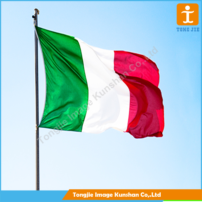 Italian flags Italian flying flags Italian national big flags