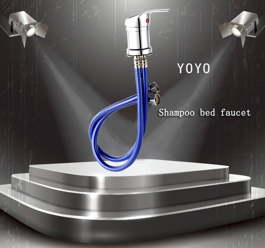 Beauty Salon Sink Faucet /washbasin Faucet Set Yo Yo Beauty Yo-f813 ...
