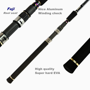 OEM im8 Toray carbon saltwater sea bass fishing rod blank