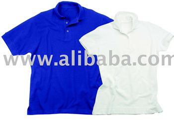 Men's Pique Polo Golf Shirt