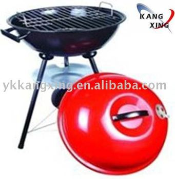 Apple Kettle No Smoke Charcoal Grill(kx-8005)