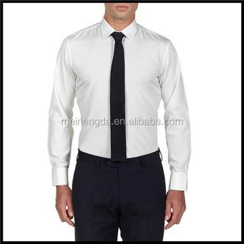 afd531027b6 ... Odm New Fancy Long Sleeve White Dress Turkish Cotton Shirt For Men