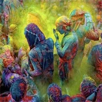 Party Supplies Holi Powder Bulk Color Powder For Color Run - Buy ...