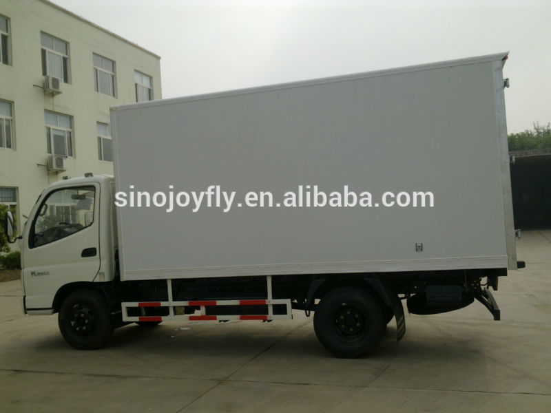 frp refrigerator van room box with high quality