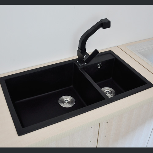 Used Counter Tops Artificial Quartz Composite Kitchen Sink Portable Sinks Product On