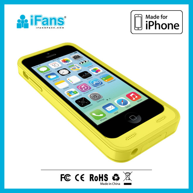 for iphone 5C extended battery case/for iphone 5C battery power case