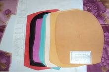 COW CRUST/FINISHED LEATHER SCRAPS (OFF-CUTS) IN MIXED COLOR (SOFTY TYPE)
