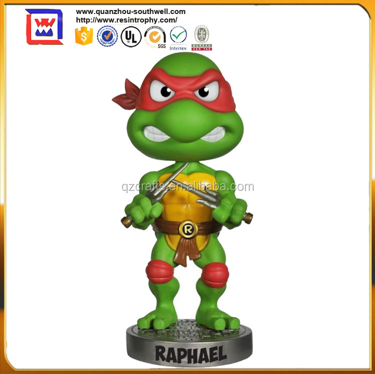 2016 Teenage Mutant Ninja Turtles Toys Bobble Head For Sale