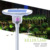 Outdoor Energy-Saving Rechargeable Solar Powered Mosquito insect trap Killer LED Light Insecticidal Lamp 15watt 20watt