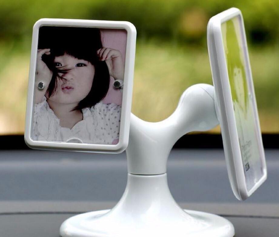 Mini 360 Grad Kreativen Magnet Desktop Baby Bilderrahmen In Acryl ...