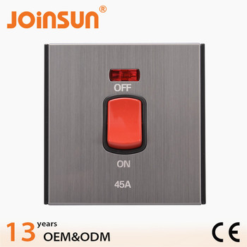 Hot sale good design wall power switch,joinsun relay switch controller