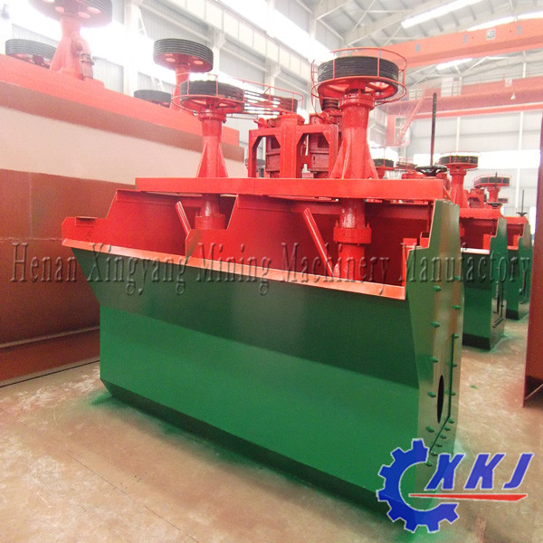 New good price industry air lead concentrate flotation machine