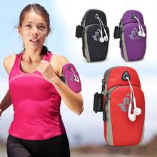 For LG G4 S G4S G4C G3S Beat G3 Vigor G2 Mini Stylus Waterproof Nylon Universal Running Phone Bag Sport Arm Band Case