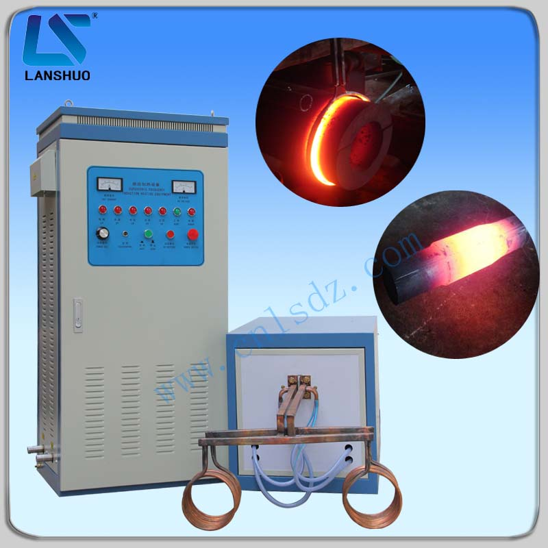 high quality ring rolling forging induction hot forging machine