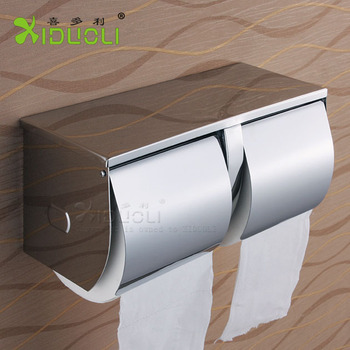 Bathroom wall hanging toilet paper dispenser