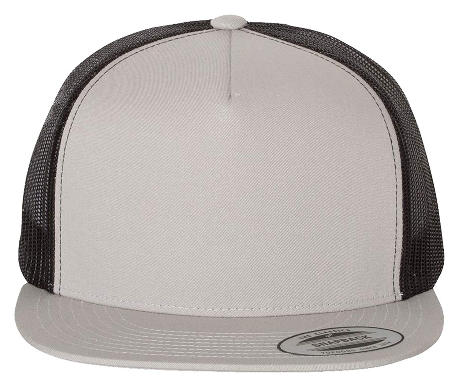 adf3cfb4e16 Buy Classic Trucker Snapback Hat Yupoong 6006   2-Tone in Cheap ...
