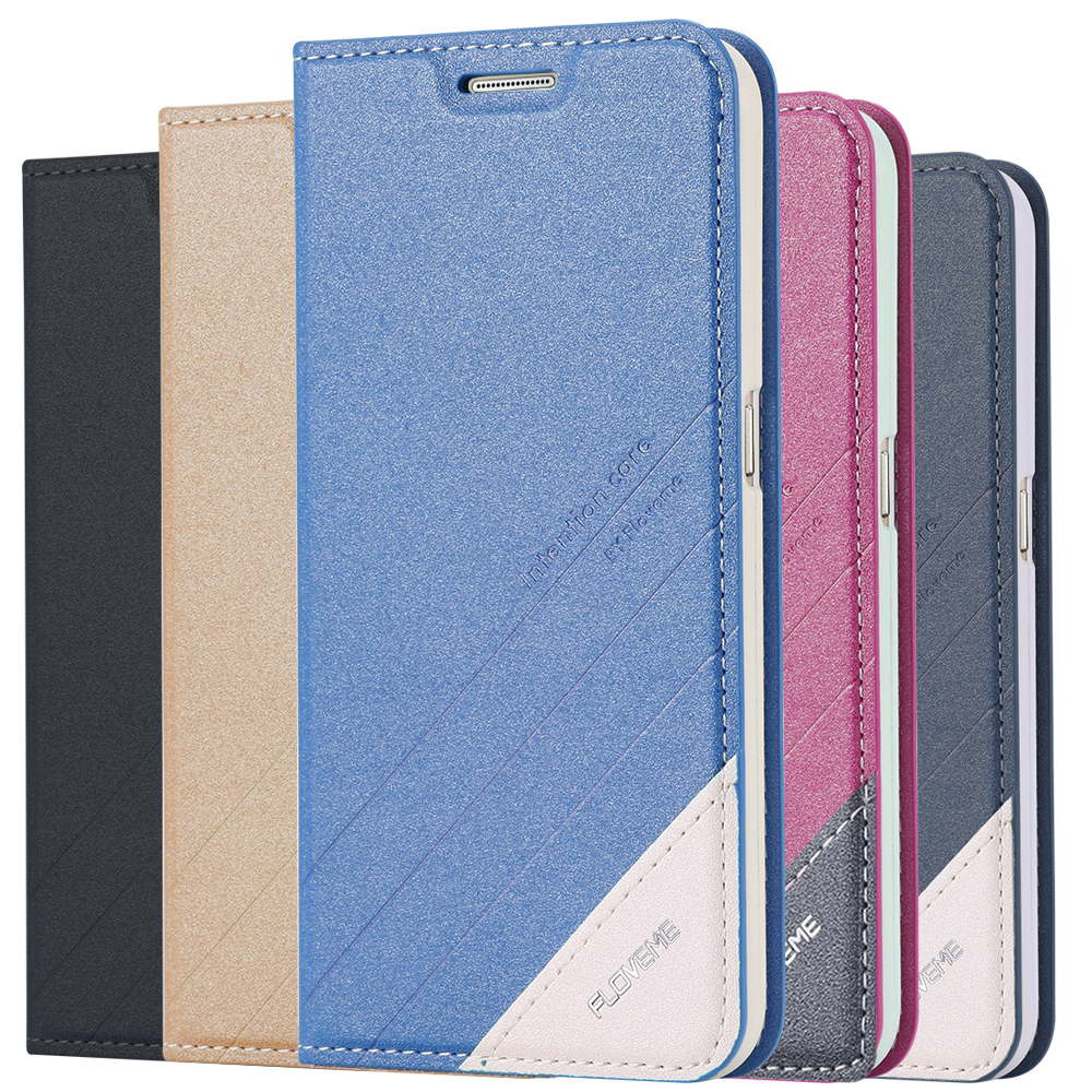 outlet store sale c715d 58351 S6 /S6 Edge Elegant Original Brand Leather Case For Samsung Galaxy S6 /S6  Edge Flip Wallet With Card Slot Stand Cellphone Cover