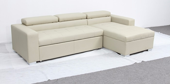 As customer's request metal 40SETS Luxury leather sofa