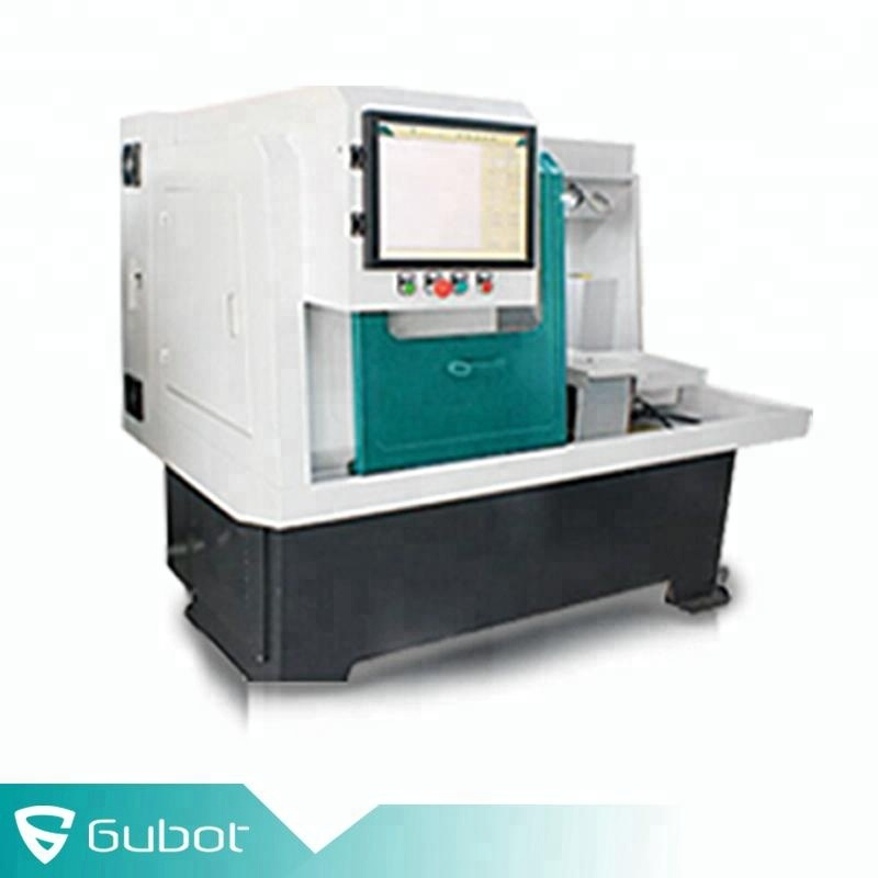 (GBT-L052)full-automatic cnc diamond cutting alloy wheel polishing lathe machine price