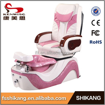 2016 Hot Sale Nail Salon Pedicure Foot Spa Massage Chairmanicure