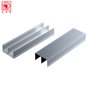 China 6021 6161 6351 Extrude Extrusion Aluminum E Profile For Furniture