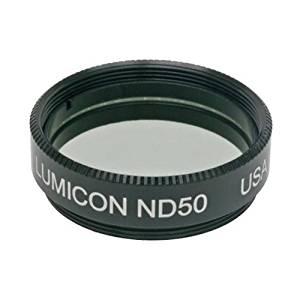 "Lumicon Neutral Density Filter ND50 50% Transmission - 1.25"" # LF1090"